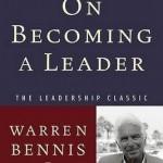 Boek - On becoming a leader