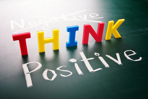 Positivity … it really works!