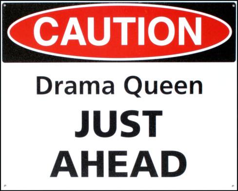 In de dramadriehoek valt niets te halen