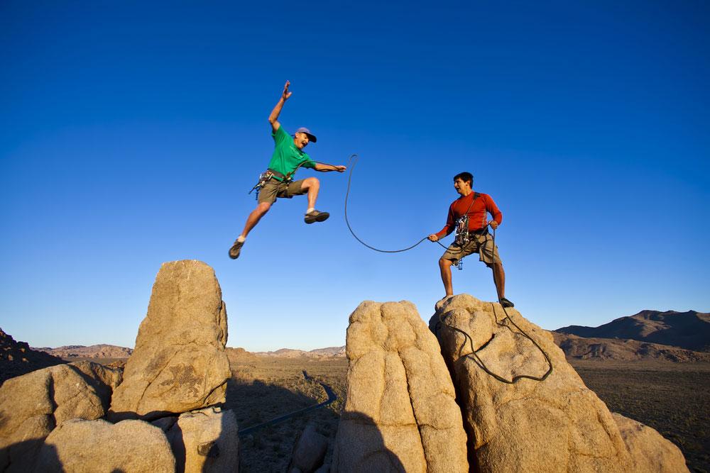 Samenwerken vanuit vertrouwen